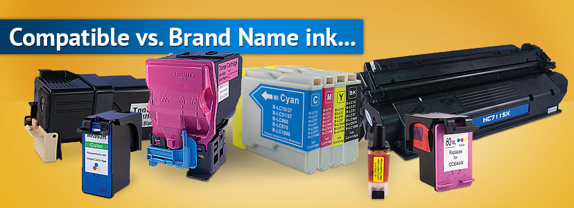 Why should you shop remanufactured ink and toner?